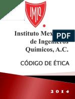 Codigo de Etica IMIQ