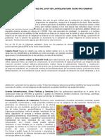Aplicación Tecnologia Satelital Spot en Laarquitetura Catastro Urbano