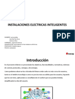 PPT Instalaciones Inteligente