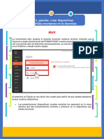 Abrir, Guardar, Crear Diapositivas (2)