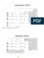 Kalender 19 - 20  Ganzenveer