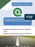 Strategi Reakreditasi FKTP