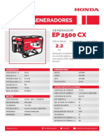 Motor Electrico - Ep2500