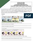 LÍNGUA PORTUGUESA - LISTA DE EXERCÍCIOS 8° ANO