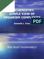 Biochem lecture UST