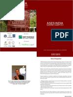 ASES India Regional Summit 2010 Report