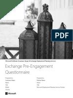 Exchange Pre-Engagement Questionnaire (1)