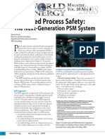 Risk based process safety