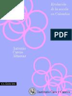 Evolucion de La Novela en Colombia