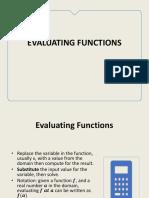 Hma 111 Evaluating Functions