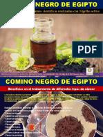 Comino Negro de Egipto