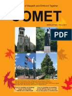 FALL 2019 COMET newsletter for Website