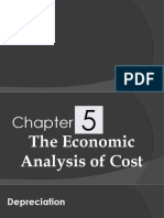 THE ECONOMIC ANALYSIS OF COST