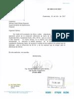 Informe Diferencial de Barras Geste