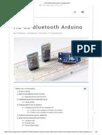 ≫ HC-05 Bluetooth Arduino _ PatagoniaTec