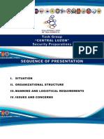 Tg Central Luzon August 6,2019