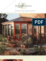 Lancaster Conservatories Brochure
