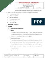 SOP Pile load test.pdf