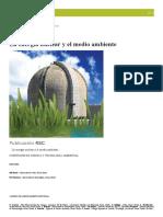 La Energía Nuclear y El Medio Ambiente (2011)