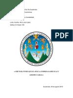 Primer Trabajo Final NIIF 36, NIC 41, NICSP 27 Agricultura