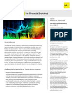 Executive Brief Make Your Own AI for Financial Services