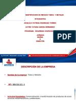 MATRIZ DE IDENTIFICACION DE RIESGOS TUBOS Y METALES [Recuperado].pptx