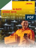 Dhl Express Rate Transit Guide Pk En