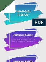 Financial Ratio Cw