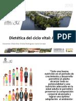 Clase Dietetica Adulto 201920