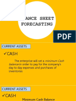 balance sheet forecasting.pptx
