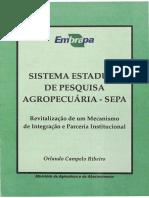 Sistema Estadual de Pesquisa Agropecuaria SEPA