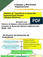 [PD] Presentaciones - Modelos de Consultoria