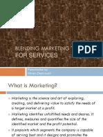 Blending Marketing Tools
