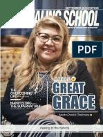 The Healing School Magazine - September 2019 Edition