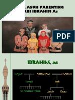 Pola Asuh Parenting Anak Nabi Ibrahim As