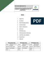 Procedimiento Identificación de Peligros (1)