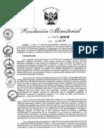 Guia Metodologica Para El Diseño de Sectores y Mapa Del Delito en Comisaria de La Pnp