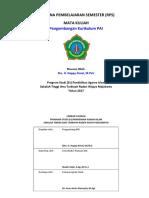 RPS28-1-MKB_K01-Pengembangan Kurikulum PAI_[3]