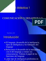 Comunicacion y desarrollo