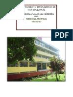 Informe 2 Poligonal Jalones