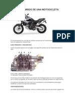 Caja de Cambios de Una Motocicleta