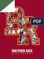 Brother Rice High School Viewbook - 2019