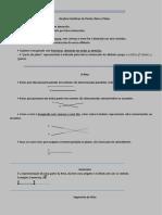 -Cap. 04 - Geometria, Ideias Intuitivas.