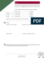 evaluacion inicial 6 primaria anaya