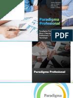 Paradigma profesional.ppt