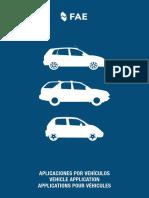 Cbp5 Aplicaciones Por Vehiculos