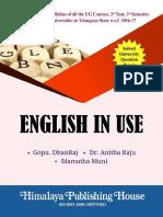 English litey