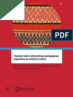 Principales ideas, discusiones y producciones en educación de adultos en RGENTINA