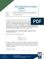 31-19. Manual Consulta Liquidaciones en Impulsa Mobility