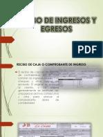 Recibo de Ingresos y Egresos (Doc Mercantiles)
